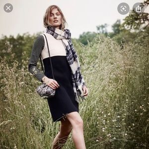 MAXMARA Weekend Sacco Wool Blend A-Line Dress